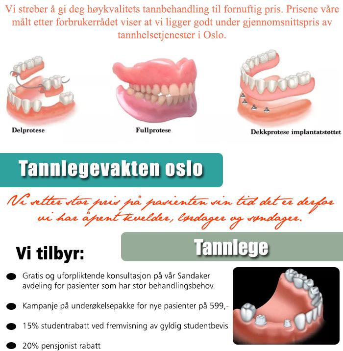 Tannlege Oslo Furuset
